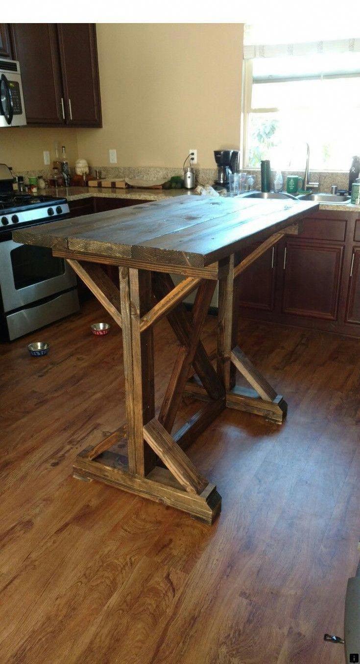 16+ Diy counter height dining table Trend