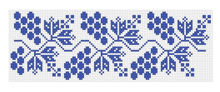 Sampler motif More patterns on my blog.
