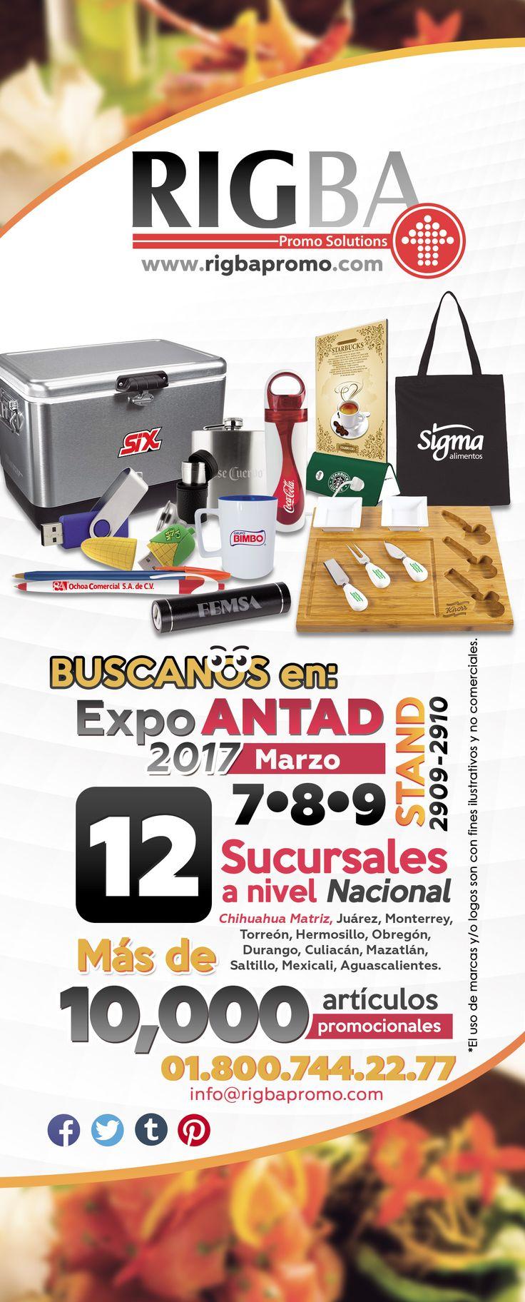 Ya falta poco!! Búscanos en Expo ANTAD & Alimentaria 2017 en la ciudad de Guadalajara, Jalisco. 🌽 🍔 🍞 🍺 🍫  🇲🇽  7, 8 Y 9 de Marzo en expo Guadalajara, Stand 2909-2910. 😄