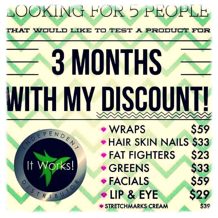 So many great products...So many amazing results. I love them all, and really want to help you find the right one for you. You can make a single retail purchase or become my loyal customer and recieve 40% discount for life, but best of all, you can join my team and also earn awesome commissions and bonuses while you improve your own life and others! call/text 414-758-0077 #stayathomemom #singlemom #moms #dads #teacher #collegestudent #beautician #busymom #weightloss #bonuses #commission…