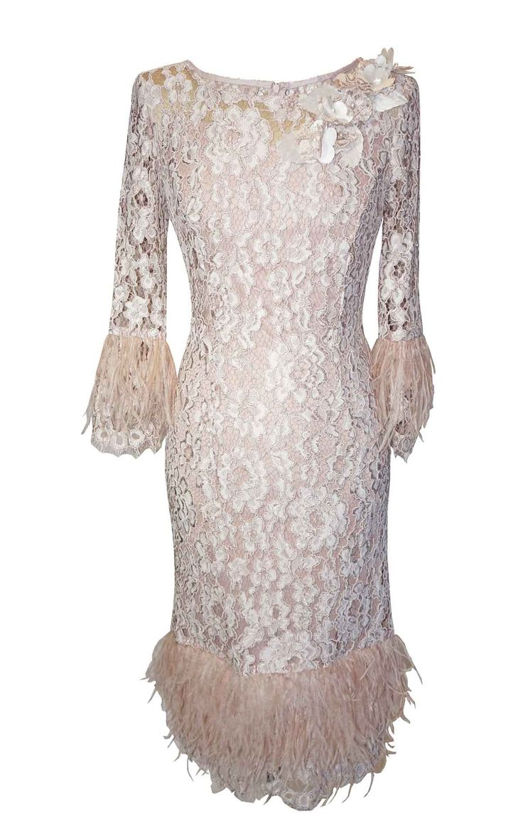 94065 - Carla Ruiz 94065, Nude Lace dress by Carla Ruiz now in store at Blessings Occasion Wear Boutique Brighton East Sussex, BN1 5GG. Telephone: 01273 505766