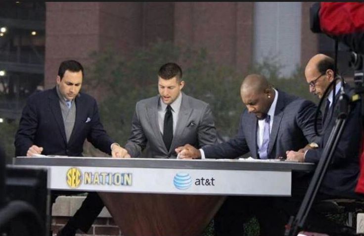 Tim Tebow Was Caught Off Camera Doing THIS And It Had Us Giving Him A Standing Ovation