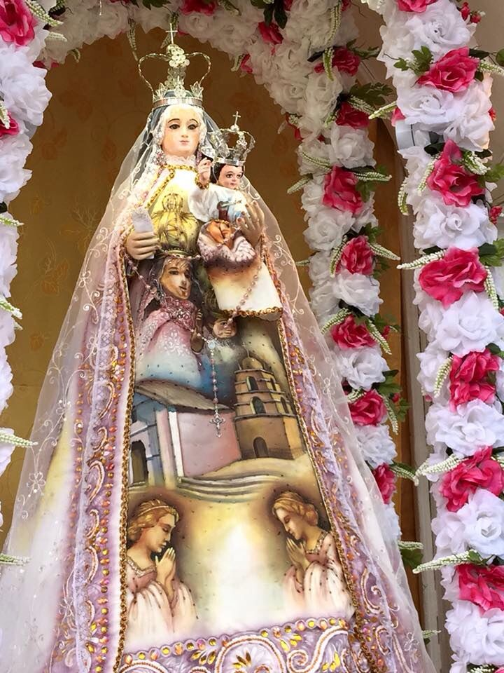 Virgen Guadalupe de Ayquina