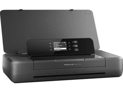 HP Officejet 200 Portable
