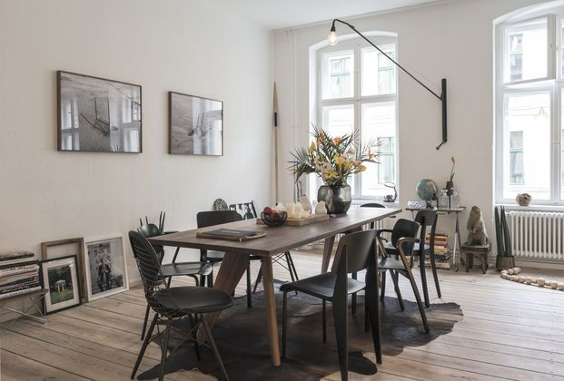 FvF Apartment by Vitra in Berlin