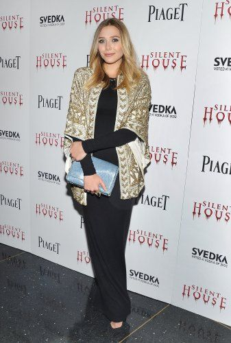 Elizabeth Olsen at an event for Silent House (2011)