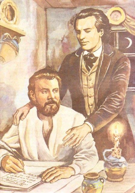 Dragii mei, poporul român are mulţi scriitori şi poeţi. Ei au scris povestiri şi poezii deosebit de frumoase, citite de oameni mari şi de copii, cu mare plăcere şi bucurie. Voi o să-i citiţi şi-o s…