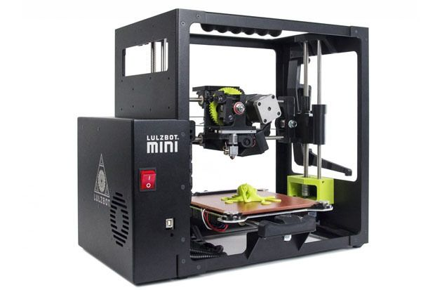 The new LulzBot Mini is a solid 3D printer that is more accurate than any I've used to date. The machine, which fits nicely on any desktop, is also fast and compatible with numerous thermopolymers.