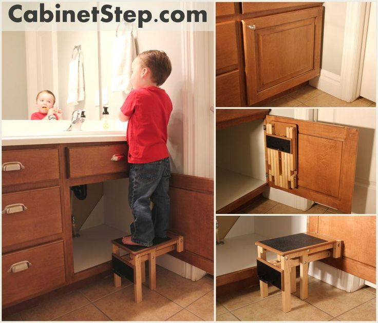 Diy Folding Step Stool Woodworking Projects Amp Plans