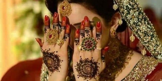 Best Hand And Feet Bridal Mehndi Designs For Girl