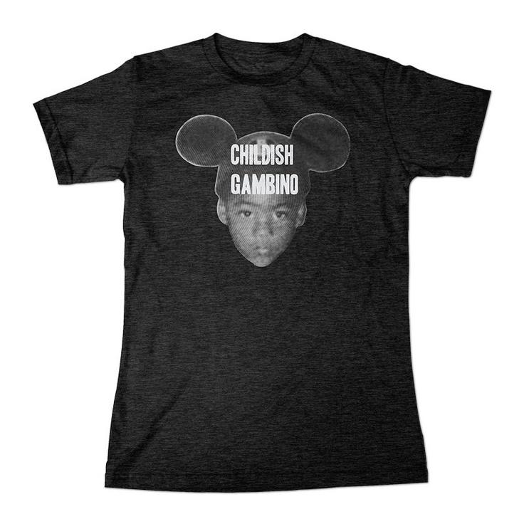 Childish Gambino Mickey shirt $23