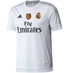Camiseta 1ª Equipacion Real Madrid 2016