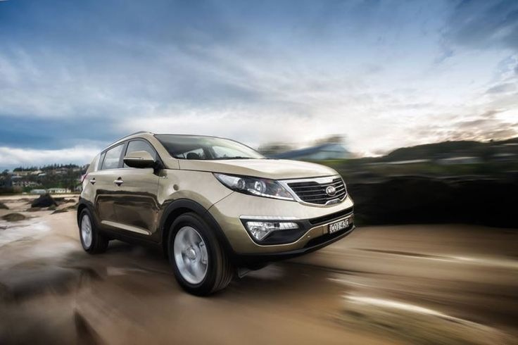 Let's head for the sunny season with the Series 2 Sportage http://bit.ly/KIAtestdrive