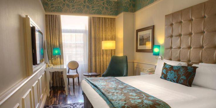 Modern meets Victorian design at Hotel Indigo Glasgow