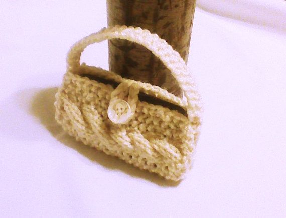 Hey, I found this really awesome Etsy listing at https://www.etsy.com/listing/179237216/white-knit-cell-phone-purse-knit-cell