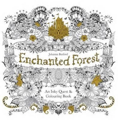 Takes readers on a inky quest through an enchanted forest to discover what lies in the castle at its heart. As well as drawings to complete, colour and embellish, this title features hidden objects to be found along the way including wild flowers, animals and birds, gems, lanterns, keys and treasure chests.
