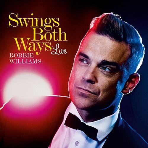 Robbie Williams  | Swings Both Ways Live Double CD - 26.4. 2014 PRAGUE