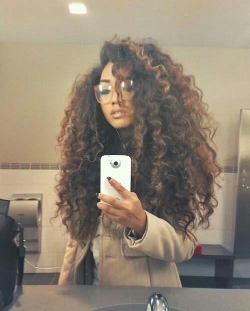 Aaaaaawesome hair I love it!