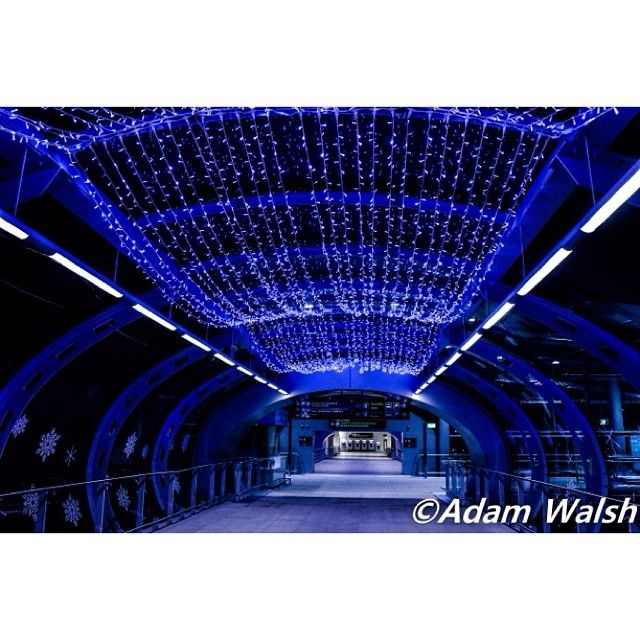 The bridge at T2 by Adam Walsh via Instagram
