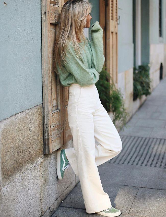 Le parfait look printanier ! (photo Paula Argüell…