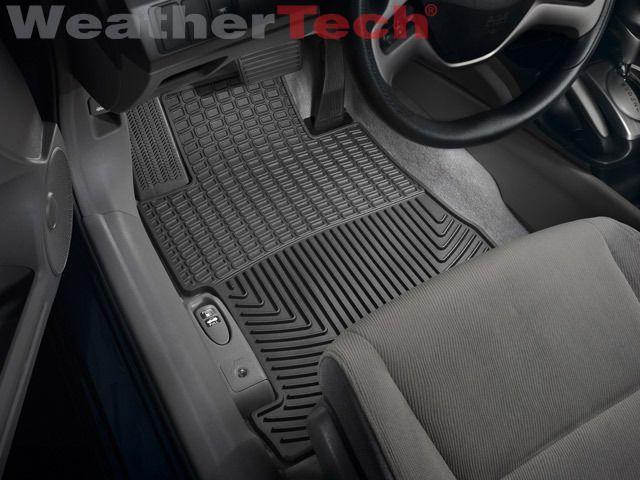 2007 Honda Civic Coupe Floor Mats Gurus Floor