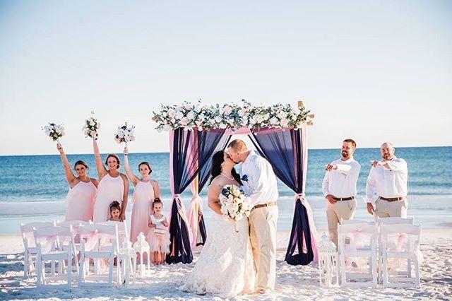Weddings In Gulf Shores Orange Beach Pensacola Gulf Coast Wedding Venues Gulf Coast Wedding Wedding Venues