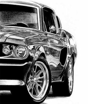 """Pencil Art  """"this brings back some of the good old days"""""""