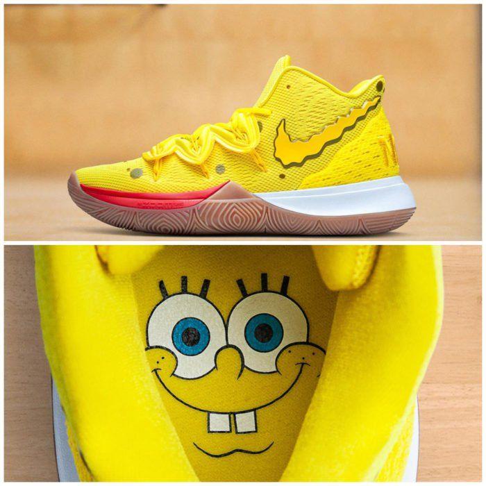 Están listos, chicos? Nike lanza una línea de tenis de Bob