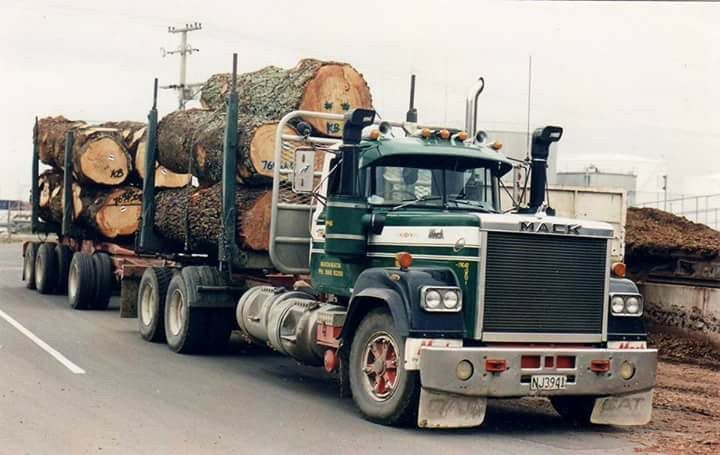 260 Best Images About Mack Superliner Mack R700 R722 Etc
