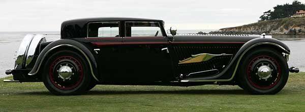Înzestrat de mic cu un talent deosebit pentru creaţii tehnice, francezul Albert Bucciali a reuşit să creeze cam tot ce şi-a pus în minte, de la piane şi orgi muzicale până la automobile de lux, maşini de curse, vehicule militare şi chiar avioane.Astăzi vom admira modelul său de lux, ...