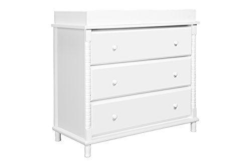 Best Davinci Jenny Lind 3 Drawer Changer Dresser White Davinci 400 x 300