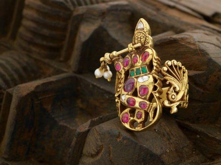 sri_krishna_pendant_from_navrathan_jewellers