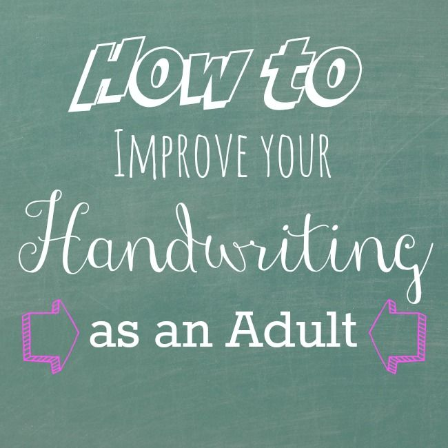 Printables How To Improve Handwriting For Adults Worksheets 1000 ideas about improve handwriting on pinterest your i feel like girls are societally expected to have nice its somehow simultaneously larger