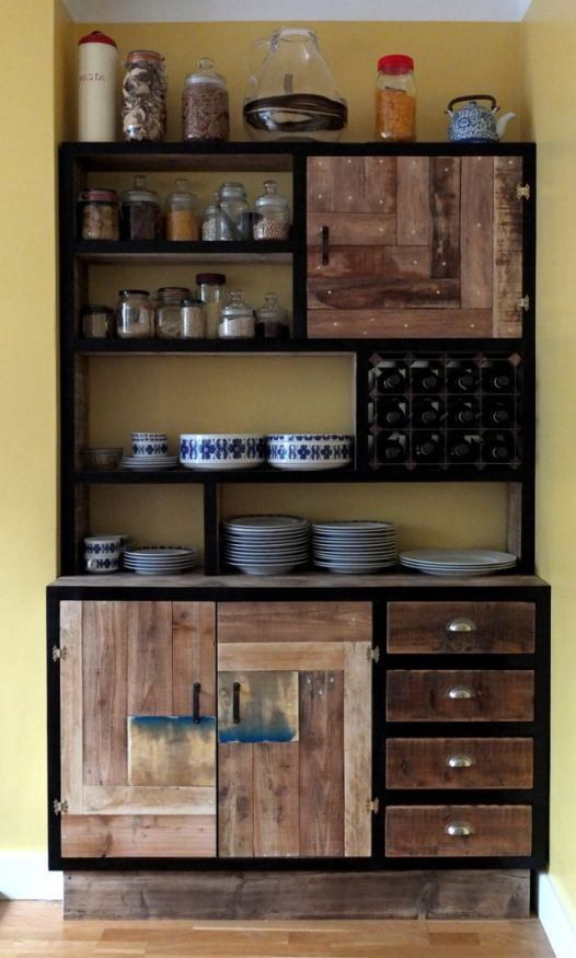 Pallet Interior for Kitchen (19)