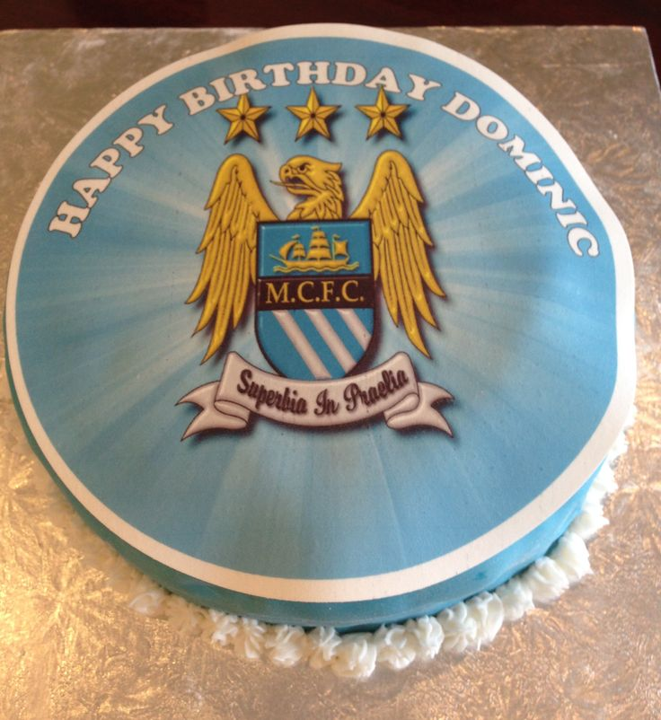 Dominic's 7th birthday cake