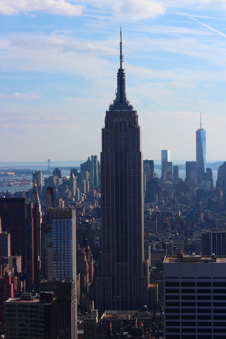 Choose Top of the rock instead of Empire State building