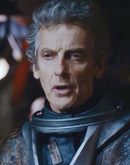 "Capaldi's affection for science fiction is sincerely held. I ask about a script he wrote years ago: Moon Man. ""I called it that because that's what they used to call me at school,"" he says. The man enjoying adventures in time and space was nicknamed Moon Man? ""Yes!  And it used to upset me. But now I think it's a great name. It happened because I liked space and stuff [laughs]. It was the time of the moon landings. I've always liked sci-fi and fantasy. That's always been my genre of choice."""