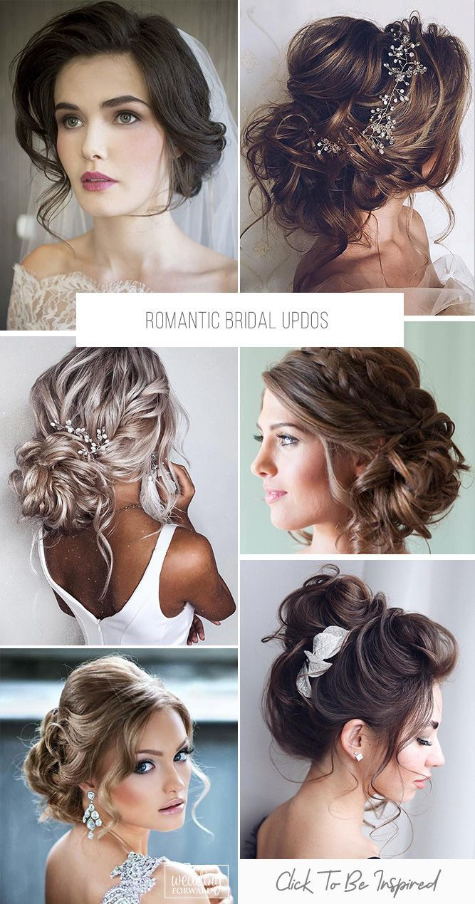 Best 2020 21 Wedding Updos Ideas For Every Bride Hair Styles Romantic Hairstyles Bride Hairstyles