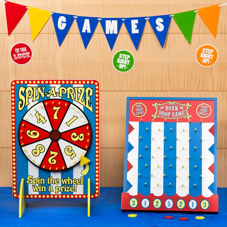 1000 Images About School Carnival Ideas On Pinterest