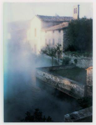Bonhams : Andrey Tarkovsky (Russian, 1932-1986) A group of 9 Polaroid photographs