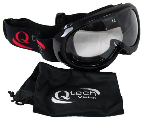 Childrens-GOGGLES-kids-for-MOTOCROSS-Trials-Enduro-Motocross-Helmet-by-Qtech  £10.95