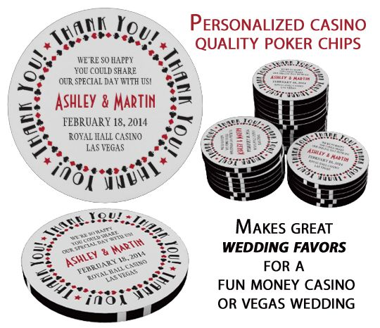 Possible thank you's or for @ or after wedding