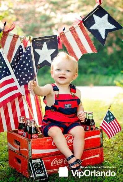 Todo se viste con la bandera de los EE.UU.