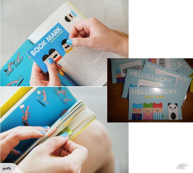 1 Pics Diy Cartoon Cute Paper Clip It Bookmark Kawaii For Books Book Mark Markers    Price includes Delivery    These are really cute clip onto the book page an...
