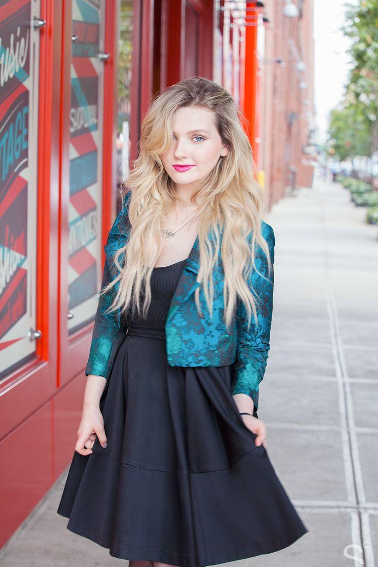 Abigail Breslin - Gabrielle Revere Photoshoot for StyleCaster 2014