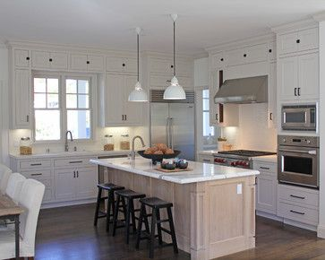 Modern White Shaker Kitchen 24 best white shaker kitchens images on pinterest | white shaker