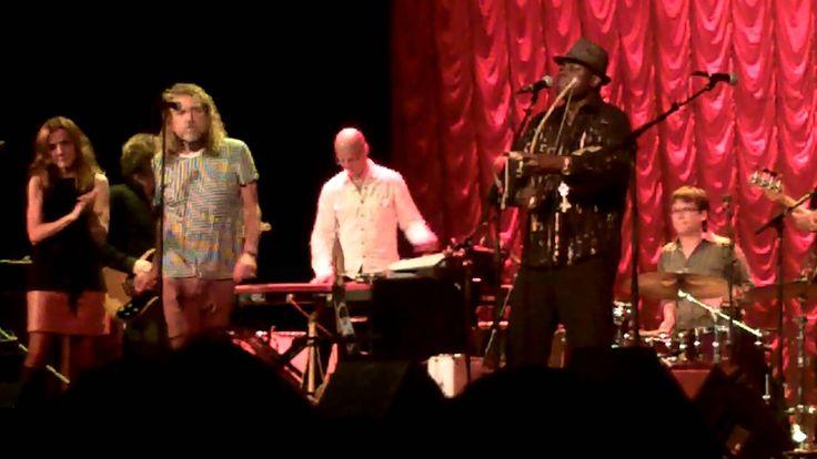 Robert Plant - Sensational Space Shifters - 8/12/2012 - Alabama Theater ...