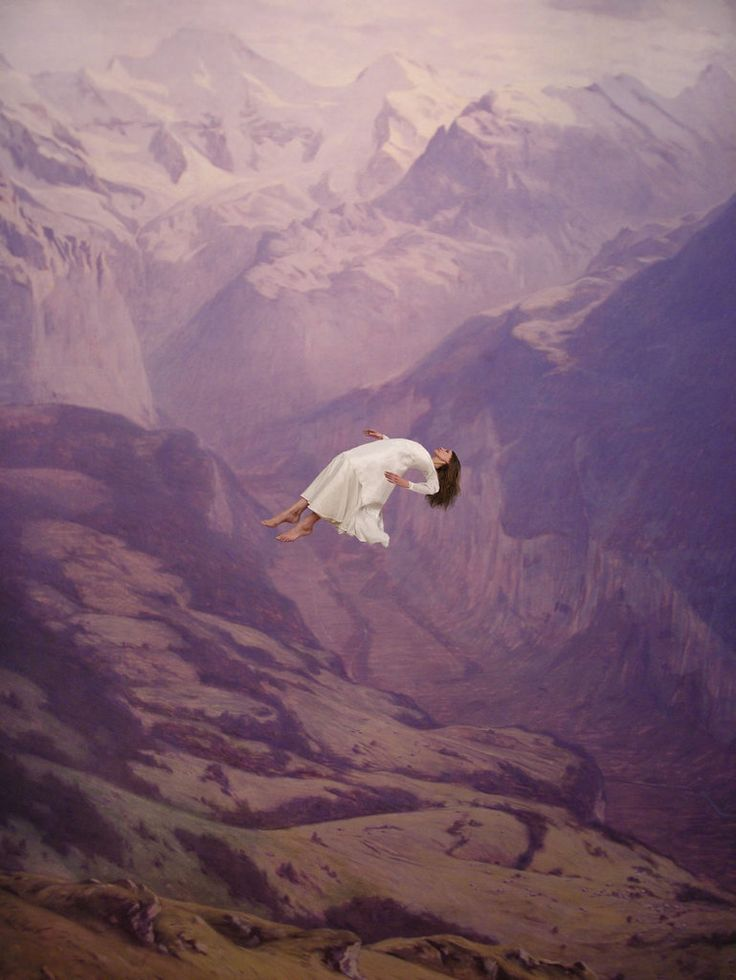 levitation by chantal michel