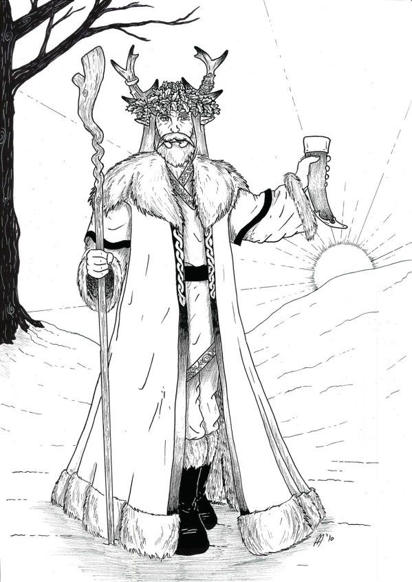 adult pagan colouring pages 3  coloring pages free adult