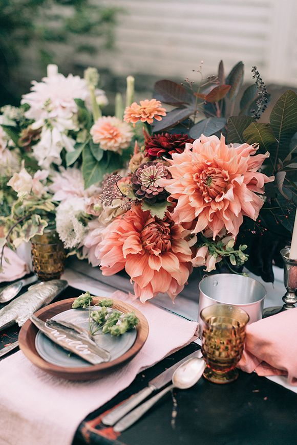late summer outdoor wedding inspiration